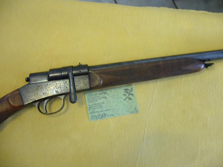 Depot vente d 39 armes armes de prestige et d 39 occasion for Prix carabine 12 mm neuve
