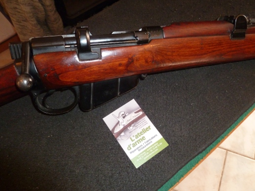 Lee Enfield 1903 calibre 22lr