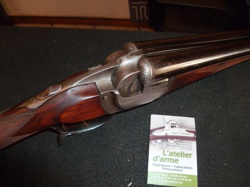Vente de fusils de chasse anciens for Vente de neuf