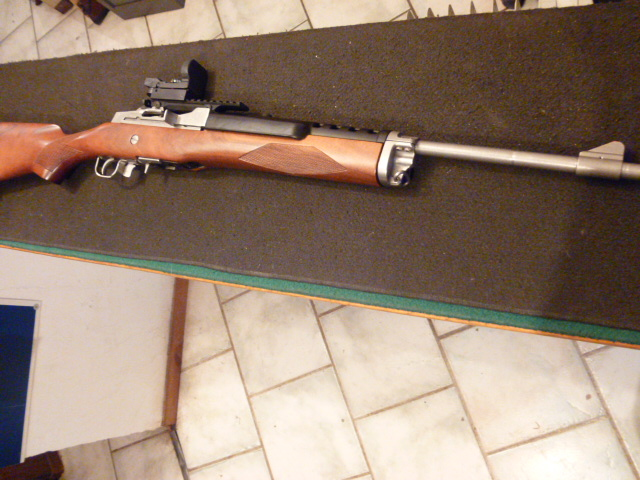 9313dc67b35 carabine Mini 14 Ruger 222 rem