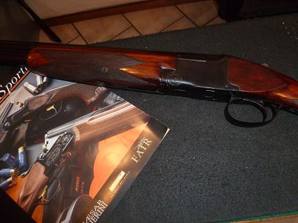 Browning B25 chasse