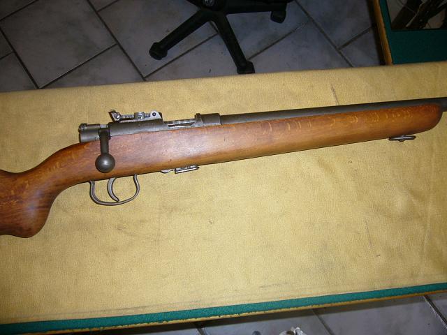 Vente carabine 22 lr manufrance - Arme occasion particulier ...